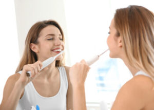 cleaning oral b electric toothbrush
